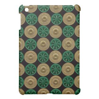 cubierta verde de las cáscaras de escopeta del ipa