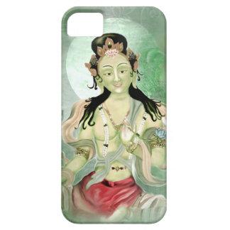 Cubierta verde de Tara Iphone 5 iPhone 5 Coberturas
