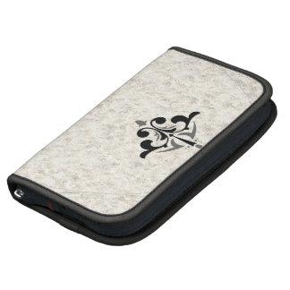 Cubierta Zippered del teléfono celular del diseñad Planificador