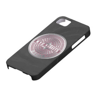 Cubiertas de boca Bronx iPhone 5 Case-Mate Protectores