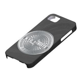 Cubiertas de boca Bronx iPhone 5 Case-Mate Cobertura
