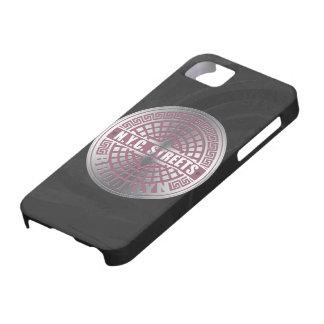 Cubiertas de boca Brooklyn iPhone 5 Case-Mate Funda