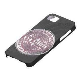 Cubiertas de boca Staten Island iPhone 5 Carcasas