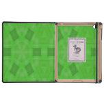 Cubiertas de la plantilla de DODOcase para el iPad iPad Cárcasa