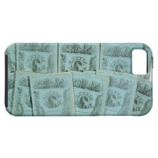 Cubiertas de las aplicaciones mensuales 'poco Dorr iPhone 5 Protectores