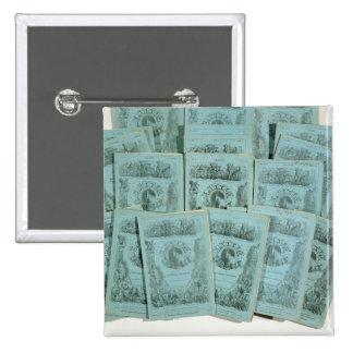 Cubiertas de las aplicaciones mensuales 'poco Dorr Pins