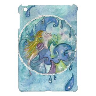 Cubiertas del iPad de hadas del elemento del agua iPad Mini Carcasas