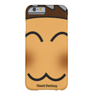 Cubiertas del iPhone de Jakes Toastie (Barely Funda Barely There iPhone 6