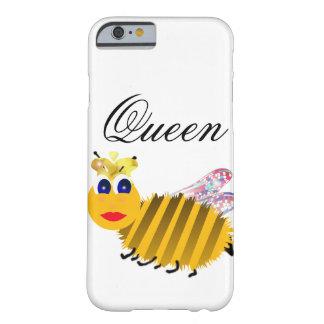Cubiertas del iphone de la abeja reina funda de iPhone 6 barely there