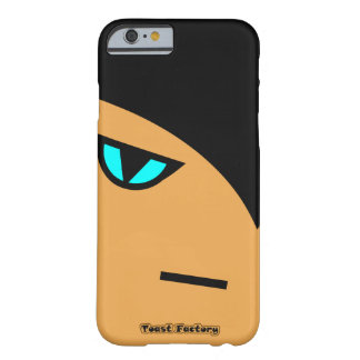 Cubiertas del iPhone de Ruan Toastie (Barely Funda Barely There iPhone 6