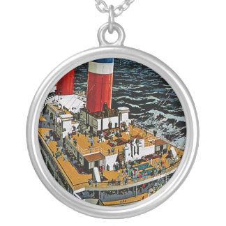 Cubiertas del top del leviatán de los SS Colgante Redondo