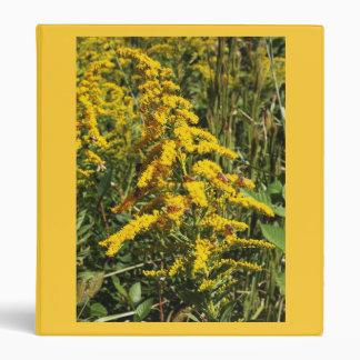 Cubierto en carpeta de la foto de las abejas