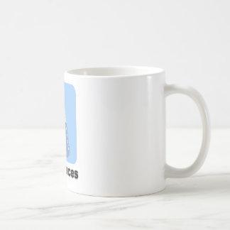 Cubilete grande de la bandera taza de café