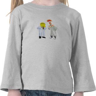 Cubilete y Bunsen Disney Camiseta
