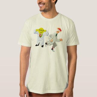 Cubilete y Bunson Disney de los Muppets Camisas
