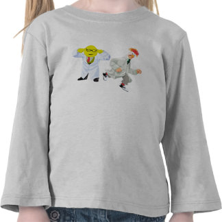 Cubilete y Bunson Disney de los Muppets Camisetas
