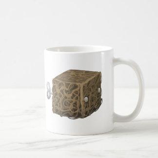 Cubimal dustbunny de la interferencia taza de café