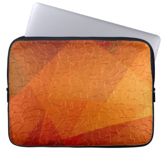Cubism Abstract Art | Modern Geometric Pattern 6 Laptop Sleeve