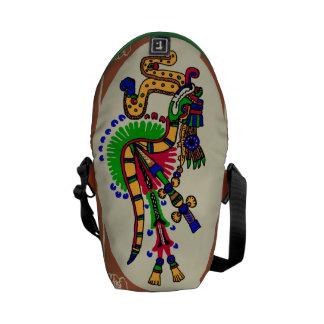 Cubism Aztec Design Bag