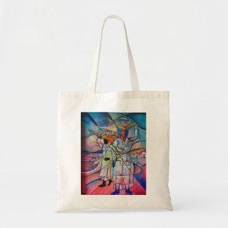 Cubism Figures Bag
