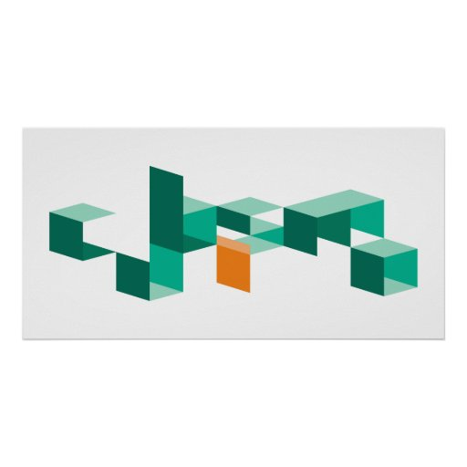 Cubismo Poster