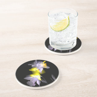 Cubist Daffodils Drink Coaster