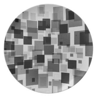 Cubist Dream Dinner Plate