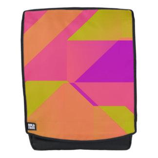 Cubist Impressions Digital Art Backpack