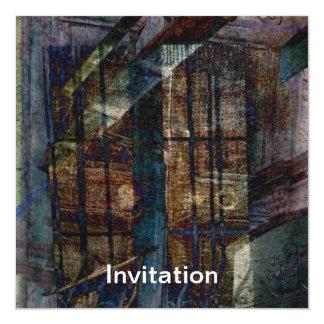 Cubist Shutters, Doors & Windows Card