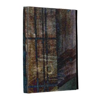 Cubist Shutters, Doors & Windows iPad Folio Covers