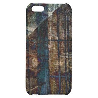 Cubist Shutters, Doors & Windows iPhone 5C Cases