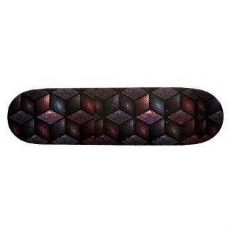 Cubist Skate Board Deck