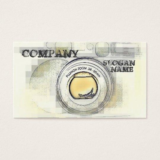 cubistcam business card