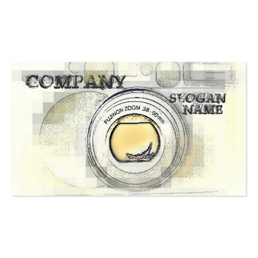 cubistcam business card template