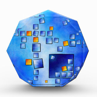 Cublerossia V1 - falling cubes Award