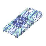 cubo 3D iPhone 5 Case-Mate Funda