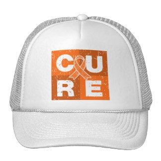 Cubo apenado de la esclerosis múltiple de la CURAC Gorro