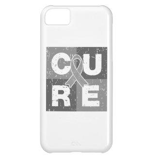 Cubo apenado diabetes de la CURACIÓN Funda Para iPhone 5C