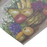 Cubo con la fruta