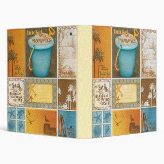 Cubo de carpeta de las memorias