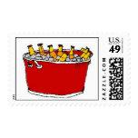 Cubo de cerveza sellos