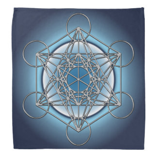Cubo de Metatrons Bandanas