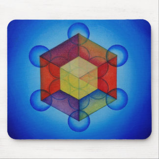 Cubo de Metetrons Tapete De Raton