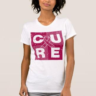 Cubo del Amyloidosis de la CURACIÓN Tee Shirts