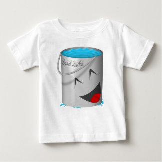 Cubo del Drool Playera De Bebé