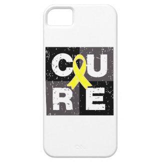 Cubo del osteosarcoma de la CURACIÓN iPhone 5 Cárcasa