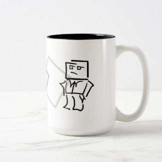 Cubo Drink > Work Mug Black
