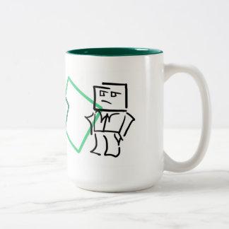 Cubo Drink > Work Mug Green
