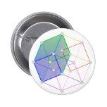 Cubo híper 2 -- ¡ciencia fresca en 4D! Pin