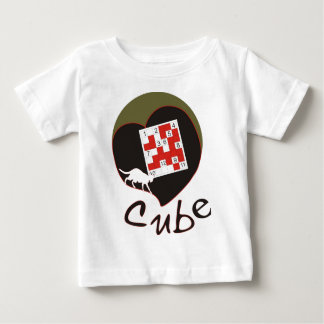 Cubo Playera De Bebé